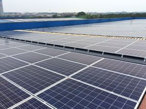 Yushan county photovoltaic Project